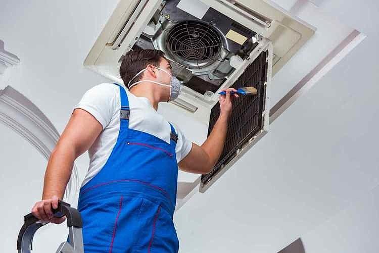 Техническое обслуживание и чистка кондиционера - важно правило эксплуатации